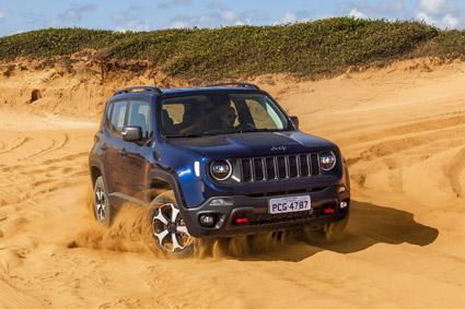 Novo Jeep Renegade 2019 Melhor Em Tudo Auto Review