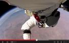Versão GoPro do salto de Felix Baumgartner
